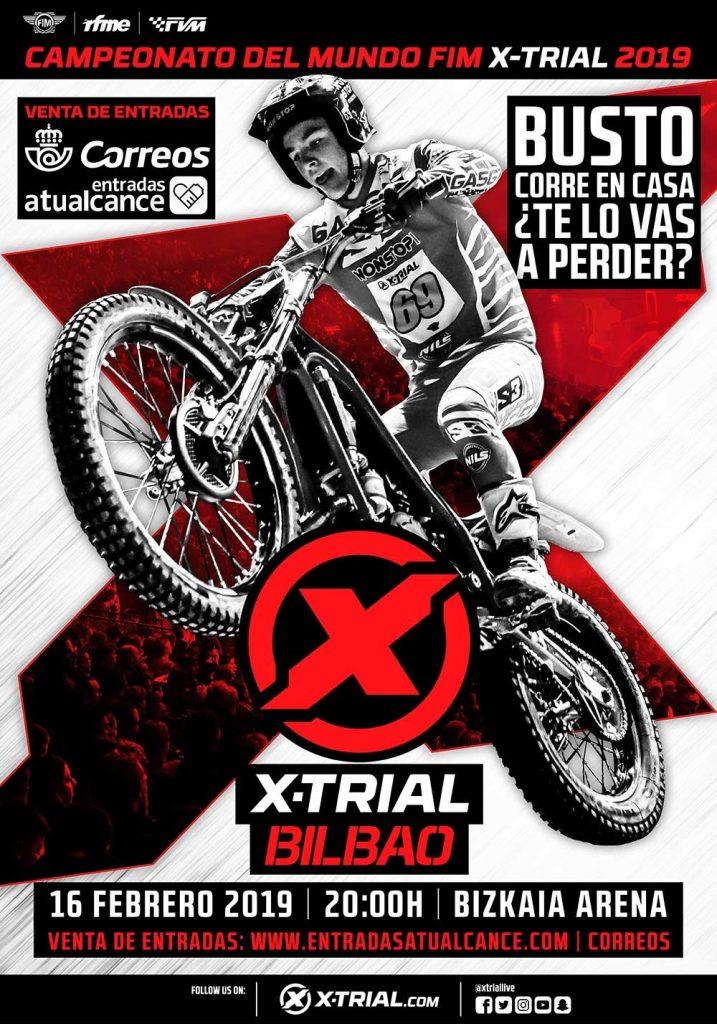 Entradas precio Campeonato del Mundo de X Trial 2019 en Bilbao