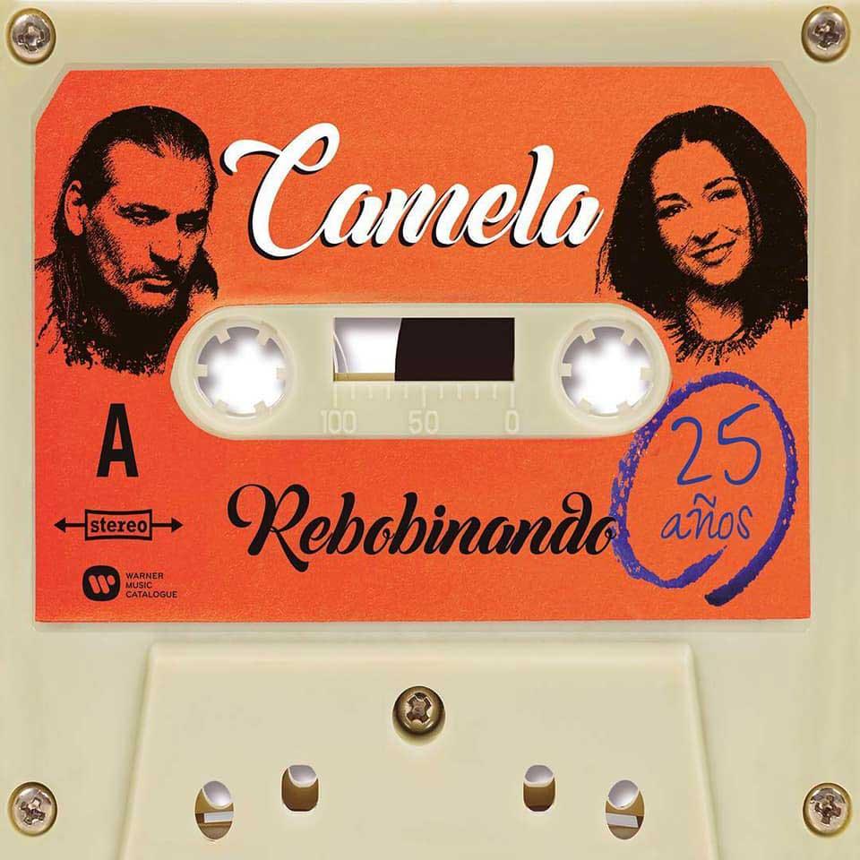 """Nuevo album Camela """"Rebobinando"""""""