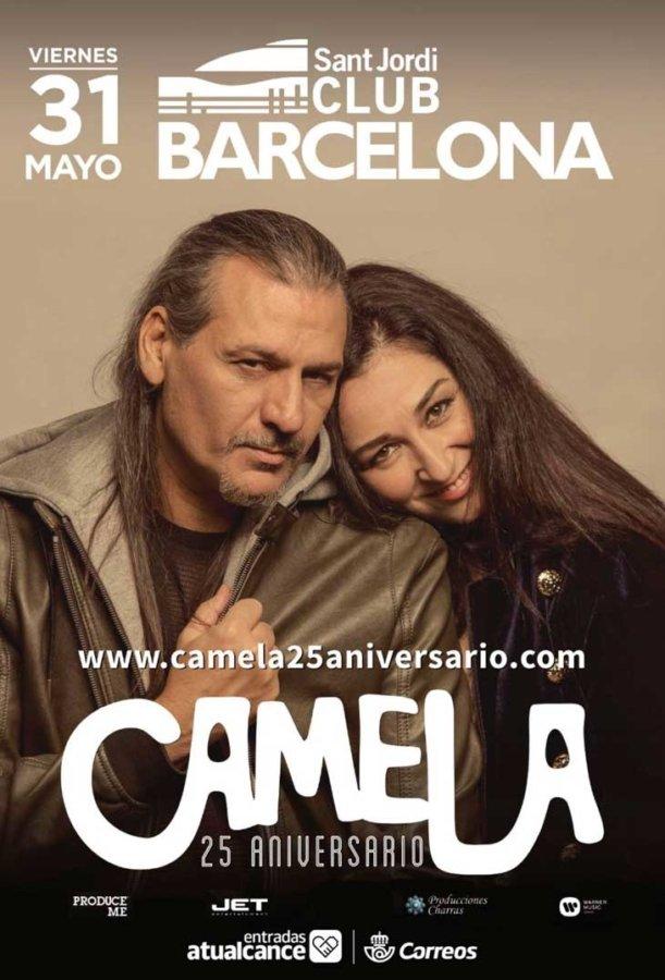 Camela entradas concierto Barcelona