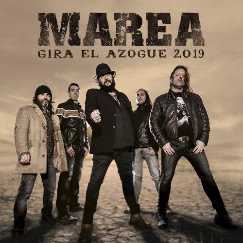 Marea nuevo disco El Azogue