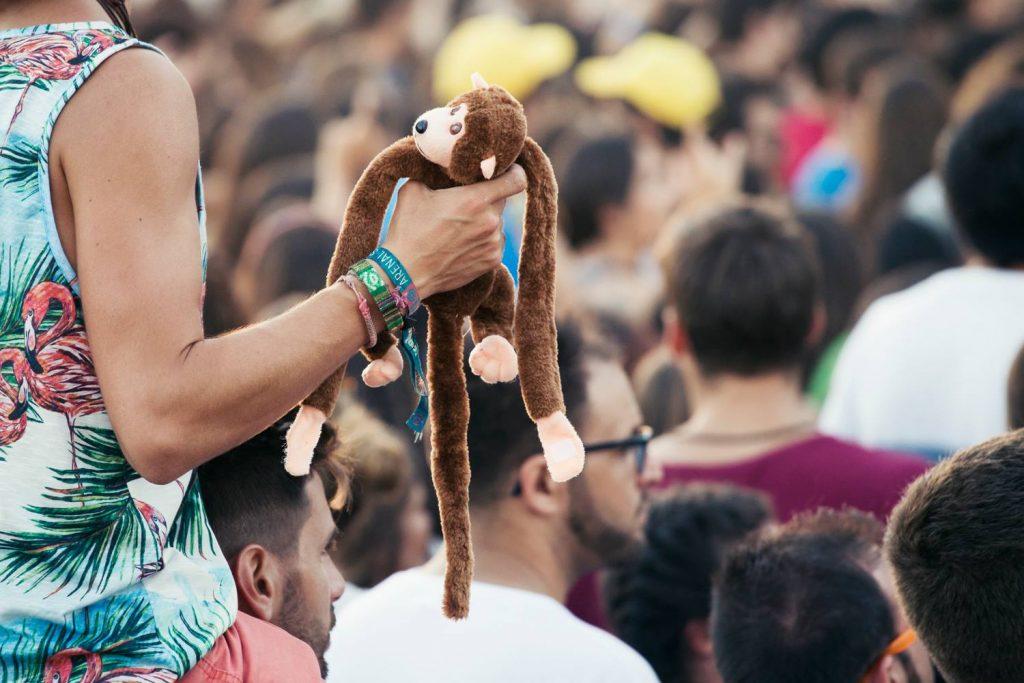 levantada publico festival de verano