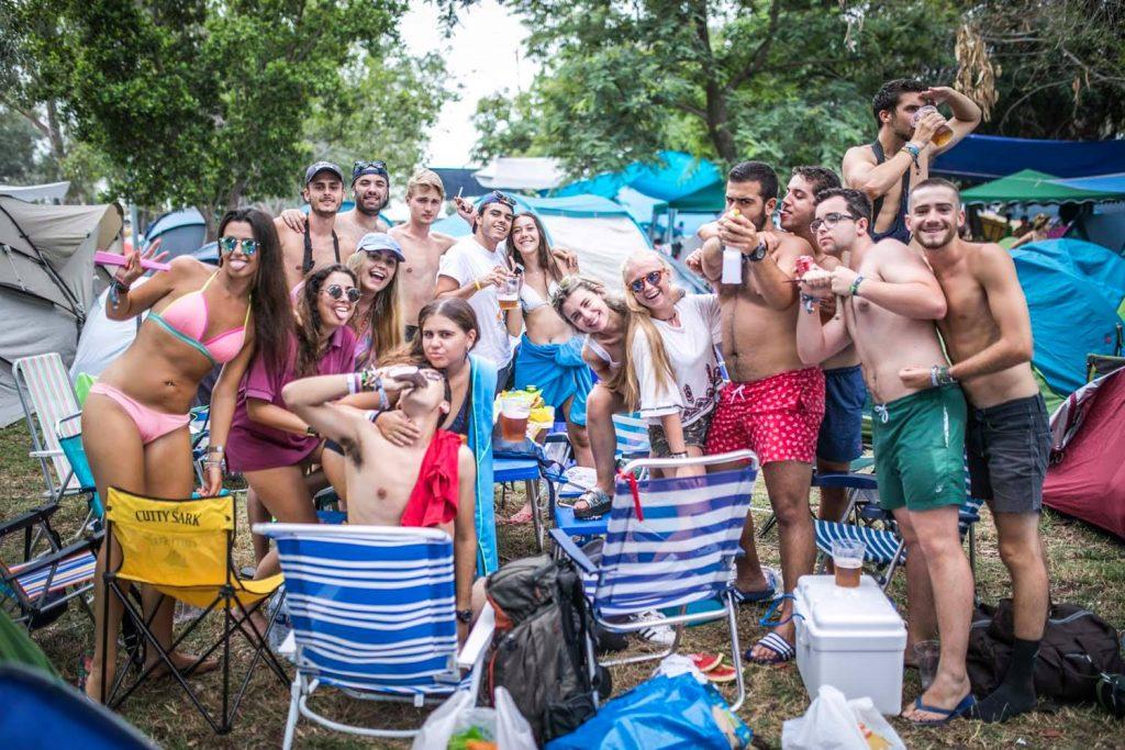 amistad festival de verano