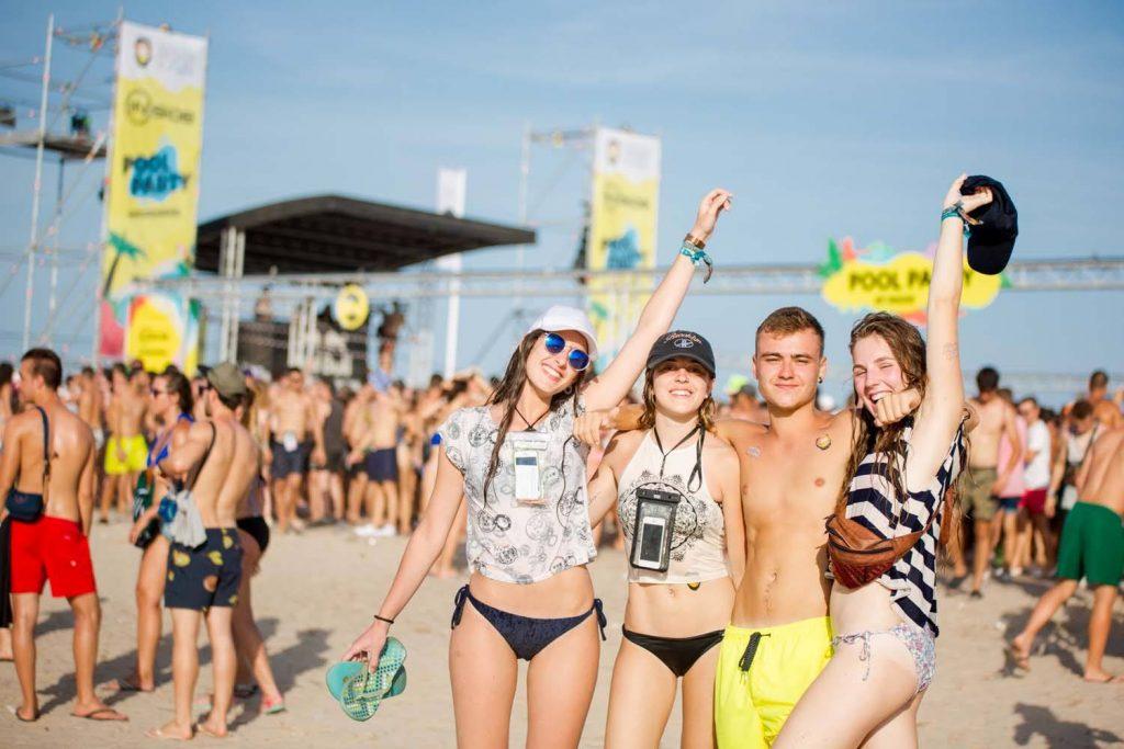 sol y playa festival de verano