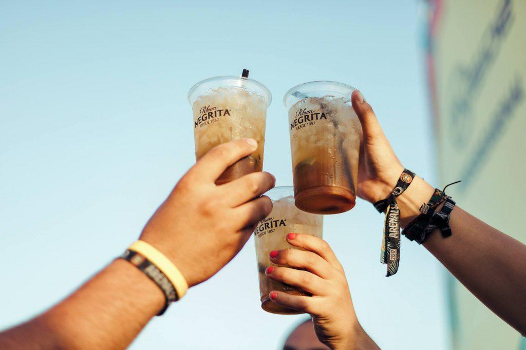 brindis festival de verano