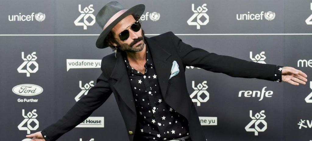 Leiva triunfa en LOS40 Music Awards
